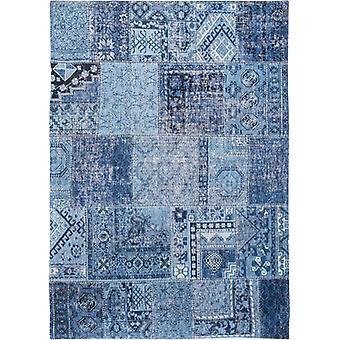 Teppiche - Khayma Farrago - 8781 Tuareg blau
