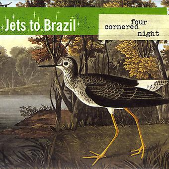 Jets to Brazil - Four Cornered Night [Vinyl] USA import
