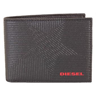 Diesel Neela XS Star Wallet - Black/Red/White