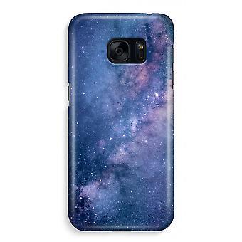 Samsung S7 fullt ut fallet - nebulosan