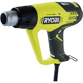 Hot air blower incl. accessories, incl. case 2000 W Ryobi EHG2020LCD