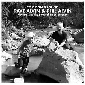 Common Ground by Phil Alvin