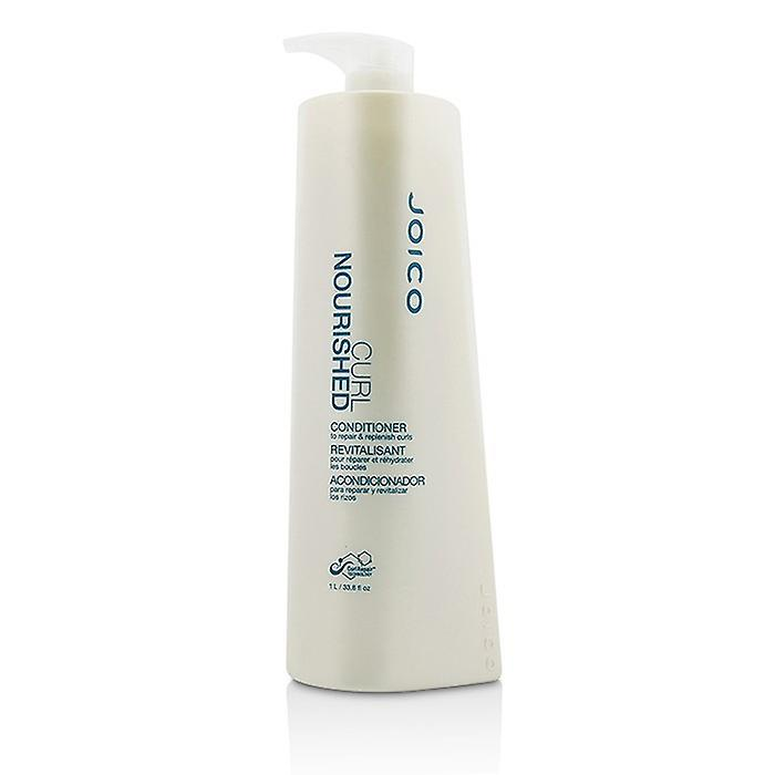 Joico Curl Nourished Conditioner (To Repair & Nourish Curls) 1000ml/33.8oz
