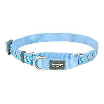 Red Dingo Correa Reflectante Ziggy Azul M (Dogs , Collars, Leads and Harnesses , Leads)