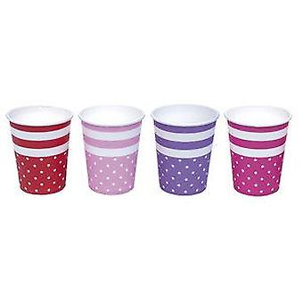 Jabadabado Pink Party Cup (Babies and Children , Costumes)