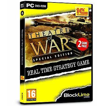 Théâtre de la guerre d'édition spéciale (TOW Star Wolves 2) (PC DVD)