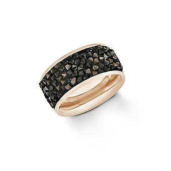 s.Oliver jewel ladies ring stainless steel Rosé 201257