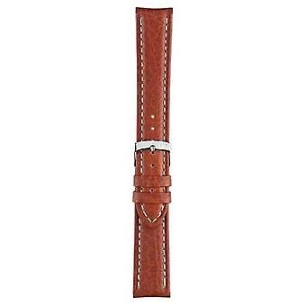 Morellato Strap Only - Kuga Genuine Leather Light Brown 22mm A01U3689A38041CR22 Watch