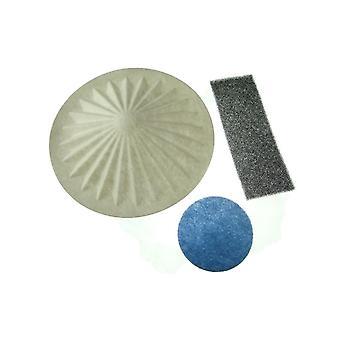 Insieme di filtro del cono di aspirapolvere VAX