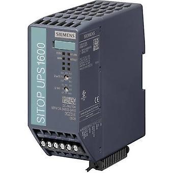 Montage sur rail UPS (DIN) Siemens SITOP UPS1600