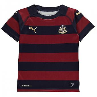 2018-2019 Newcastle Away Football Shirt (Kids)