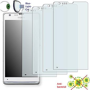 Sony Xperia M35t screen protector - Disagu ClearScreen protector