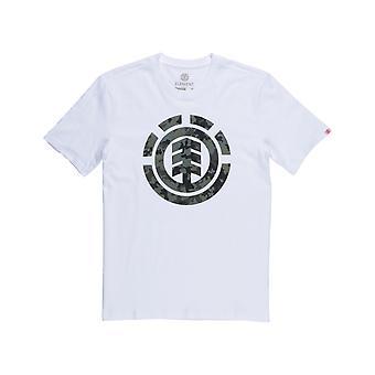 Elementet Bark logotyp kortärmad T-Shirt