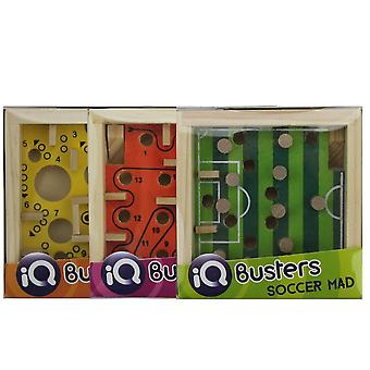 Cheatwell games IQ Busters labyrint puzzel set * * *