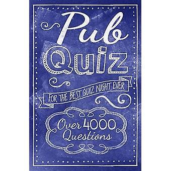 Pub Quiz par Eric Saunders