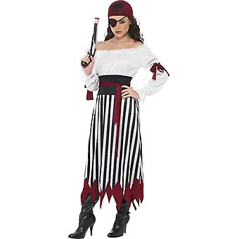 Smiffy's Pirate Lady Costume