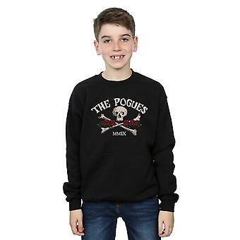The Pogues Boys Skull MMIX Sweatshirt