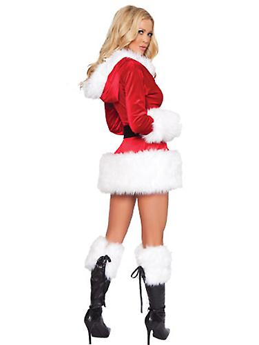 Waooh 69 - Dress Sexy Costume Dress Sexy Mrs. Claus