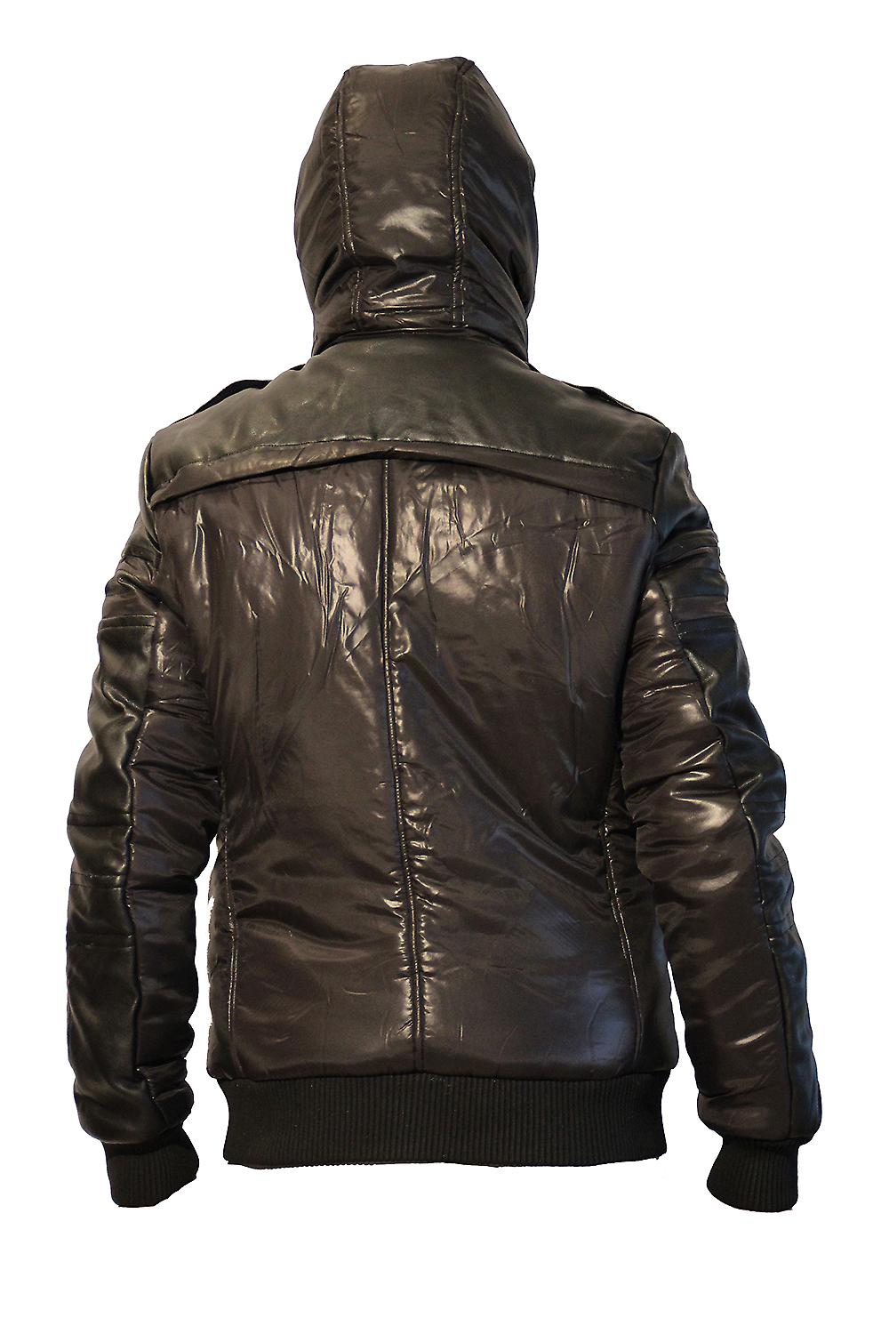 Waooh - Fashion - Jacket with detachable hood Men