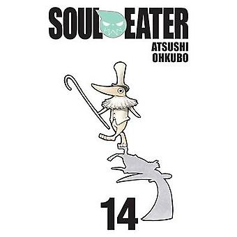 Soul Eater - v. 14 by Atsushi Ohkubo - 9780316231923 Book