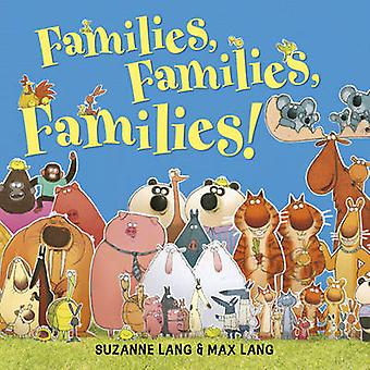 Families Families Families by Suzanne Lang - Max Lang - 9780552572927