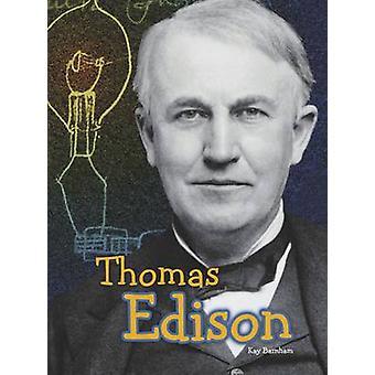 Thomas Edison by Kay Barnham - 9781406272444 Book
