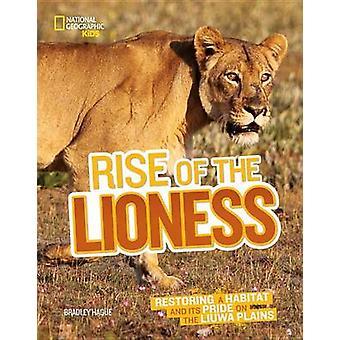 Ökningen av den lejoninna - återskapa en livsmiljö och dess stolthet på Liuwa P