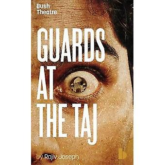 Guardas no Taj por Rajiv Joseph - livro 9781786821430