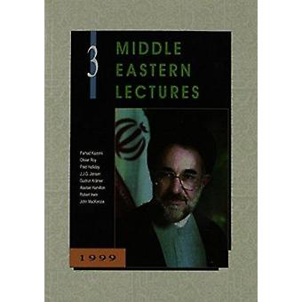 Middle Eastern Lectures - No 3 - 1999 by Martin Kramer - 9789652240361
