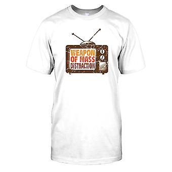 TV - Weapon of Mass Destruction - samenzwering Kids T Shirt