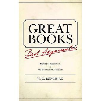 Great Books - Bad Arguments - Republic - Leviathan - and the Communist