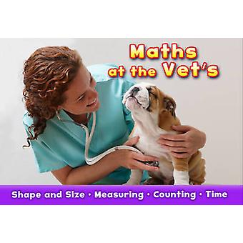 Maths at the Vet's by Tracey Steffora - 9781406250756 Book