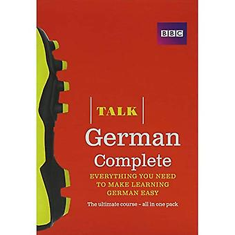 Talk German Complete: Everything You Need to Make Learning German Easy