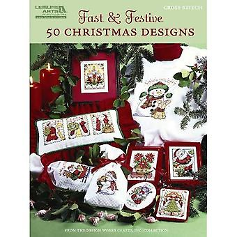 Fast & Festive, 50 Christmas Designs