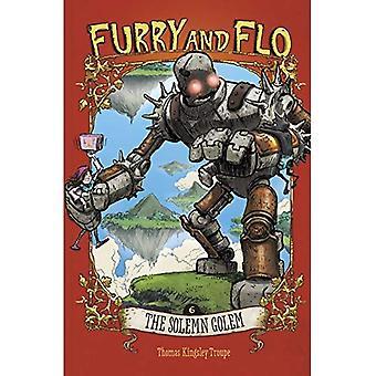 The Solemn Golem (Furry and Flo)