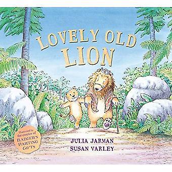 Joli vieux Lion