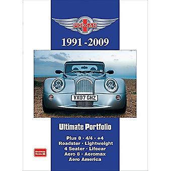 Morgan 1991-2009 Ultimate Portfolio: Models: Plus 8. 4/4. +4. Roadster. Lightweight. 4 Seater. Lifecar. Aero 8. Aeromax. Aero America