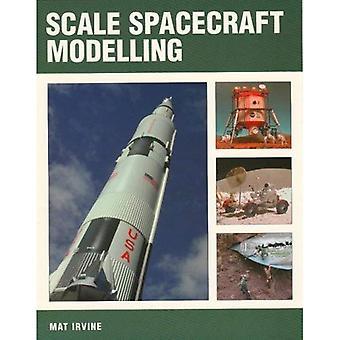 Naves espaciais de escala modelagem