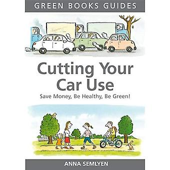 Cutting Your Car Use: Save Money, Be Healthy, Be Green