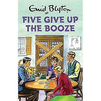 Cinq renoncer à l'alcool