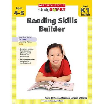 Lezing vaardigheden Builder, niveau K1 (scholastieke studie Smart)