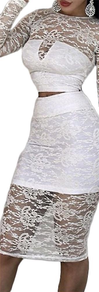 Waooh - Set top and high waist skirt Chuz
