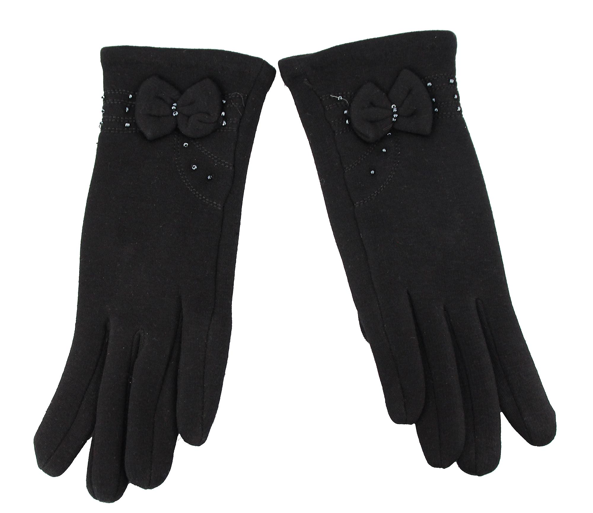 Waooh - glove fabric and pearl Ionia