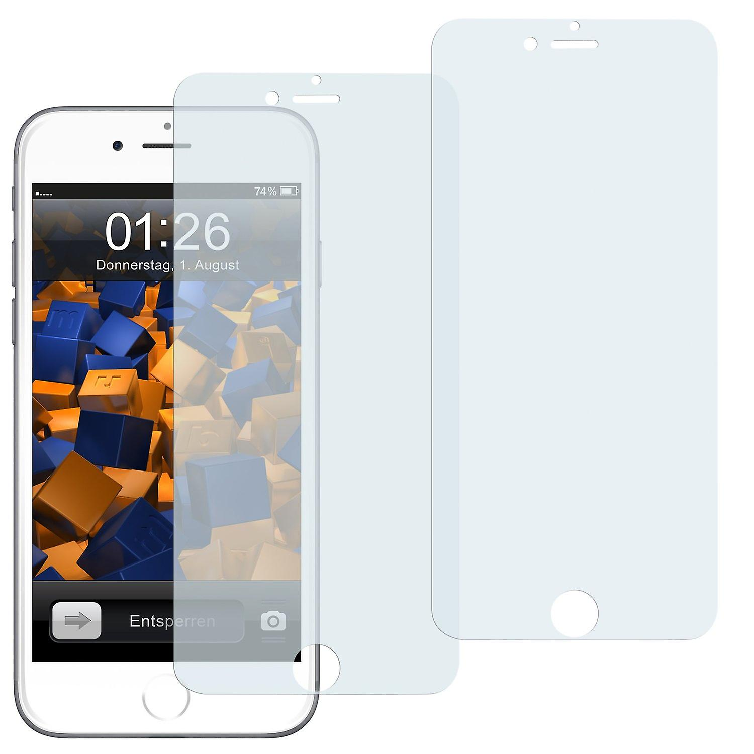 IPhone 6 Screen Protector Apple iPhone 6 Plus 5.5 Screen Protector - 6 Pack Premium HD Clear versie voor iPhone 6 Plus