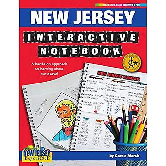 New Jersey Interactive Notebook: A Hands-On Approach to Learning about Our State! (New Jersey Experience)