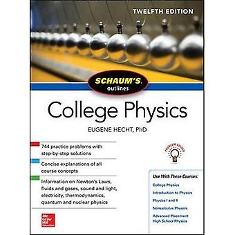 Schaum's Outline of College� Physics, Twelfth Edition