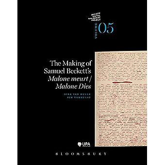 Del Making di Samuel Beckett 'Malone muore' / 'Malone meurt' (The Beckett Manuscript Project)