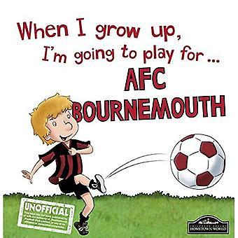 Quand je serai grand, je vais jouer pour Bournemouth