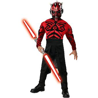Star Wars Darth Maul Muscle Adult Costume