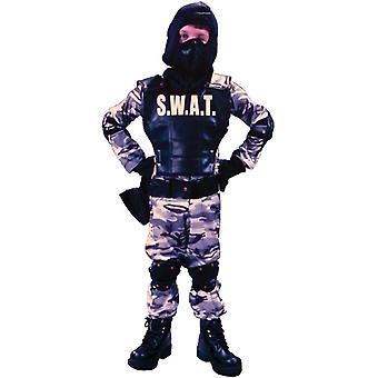Swat Child Costume